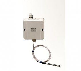 Type 126P - temperature sensor is ideal solutions for outdoor