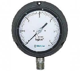 "Type MP-443 ""Solid-Front"" Safety Pressure Meter"