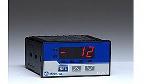Type MI-2603 - Digital temperature controller 4 digits
