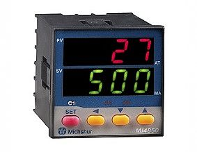 Type MI-4850 - Digital temperature controller 4 digits