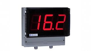 Type M3D4 - 3 digit digital display