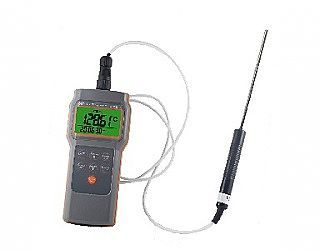 Portable thermometer with high accuracy- MI8822