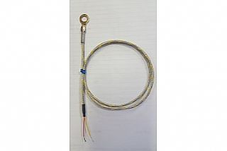 Temperature sensor built in stainless steel tube - 108D