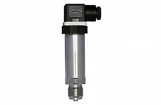 Type 40.4366 - Transmits industrial pressure to measure relative and absolute pressure in liquid or gas