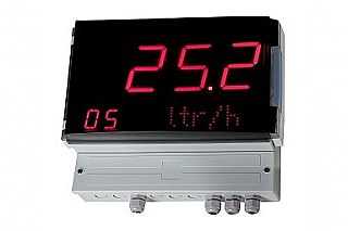 Type MD-RTU - 3 digit digital display